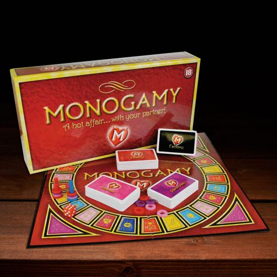 A Hot Affair With Your Partner Board Game