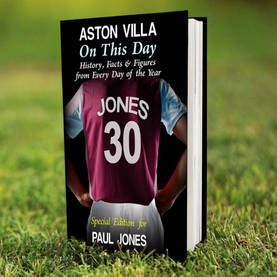 Aston Villa on this Day Book 1