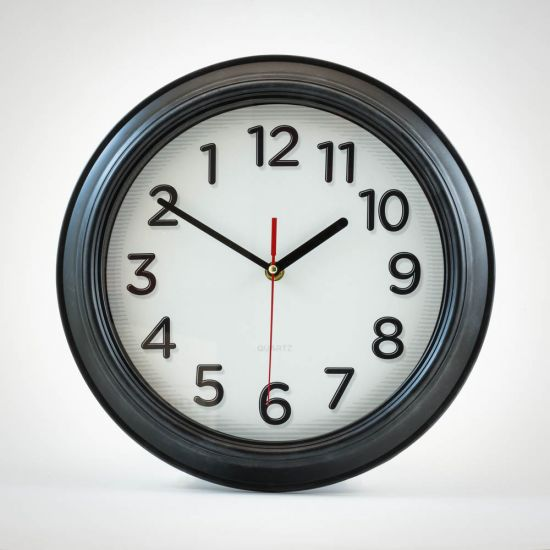 Backwards Clock 1