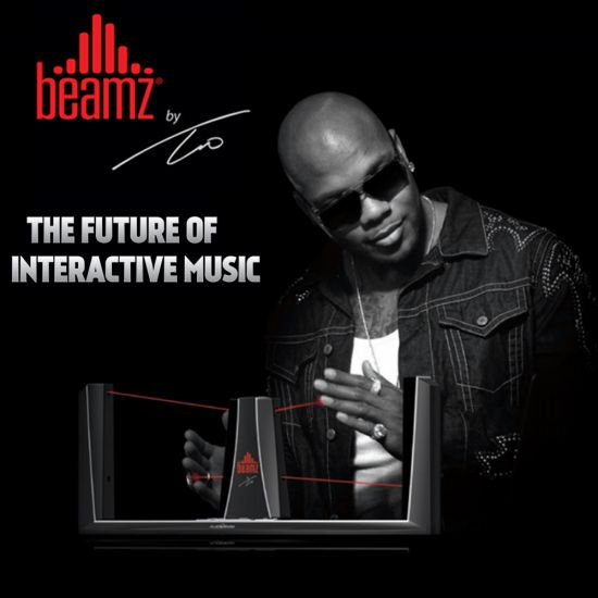 Beamz by Flo All-in-One Interactive Music System