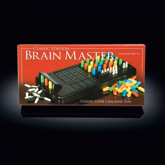Brainmaster Board Game Classic Edition