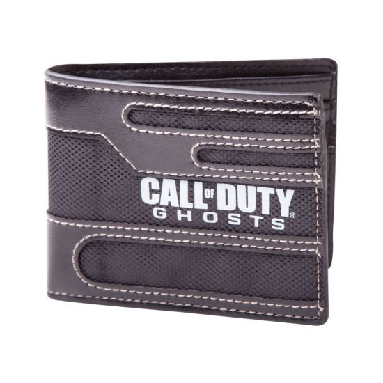 Call of Duty Black Ghosts Logo Wallet