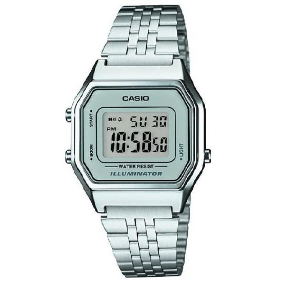 Casio Retro Unisex Watch LA680WEA-7EF