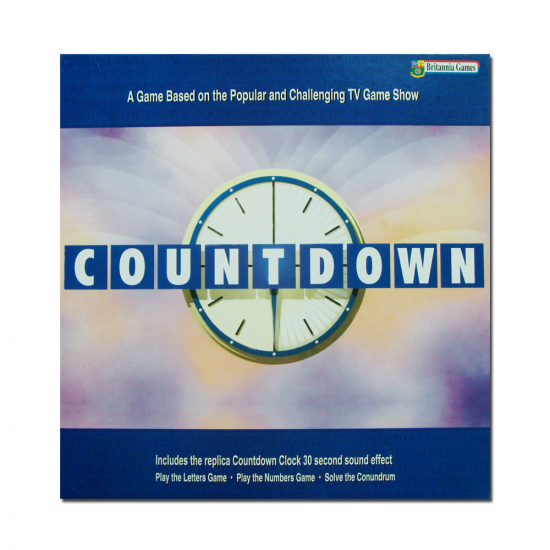 Channel 4 Countdown Board Game