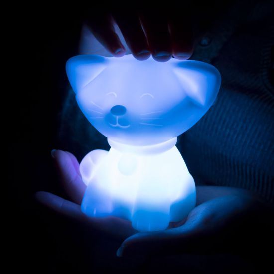 Colour Changing Cat Mood Light 3