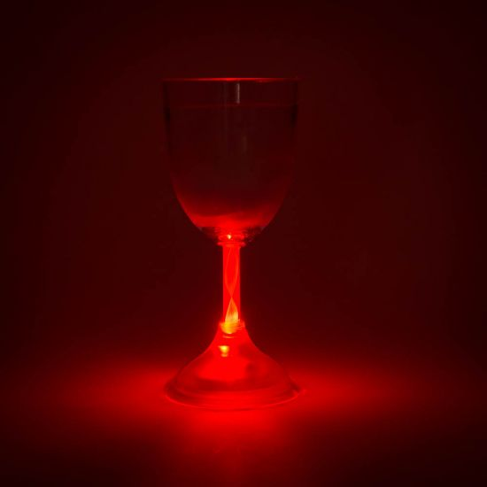 Colour Changing Wine Glass 2