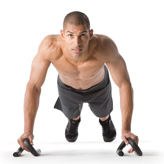 Push Up Stands