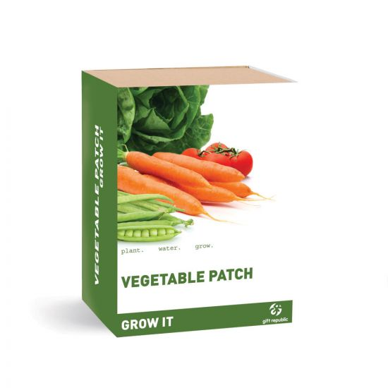 Grow Your Own Vegetable Patch