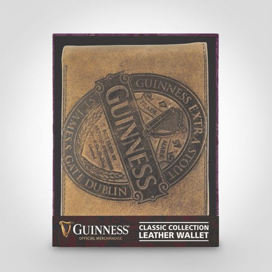 Guinness Brown Wallet