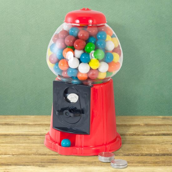 Gumball Machine with Refill