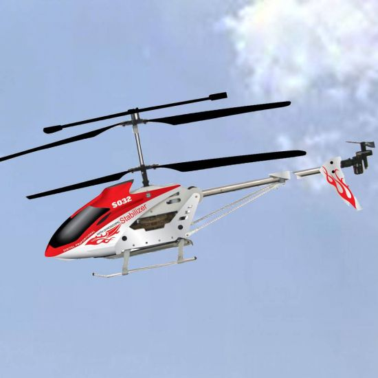 Gyro Flyer 3D+ RC Helicopter