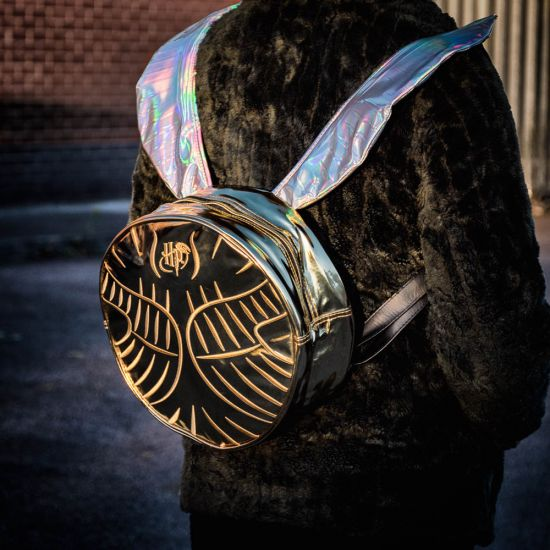 Harry Potter Golden Snitch Backpack 5