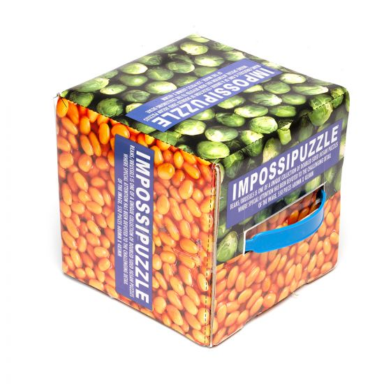 Impossipuzzle Beans/Sprout Jigsaw Puzzle