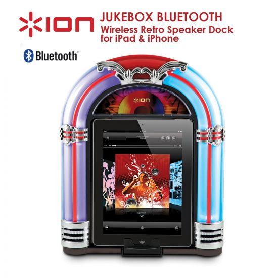 Jukebox Wireless Bluetooth Speakerukebox Bluetooth Speaker