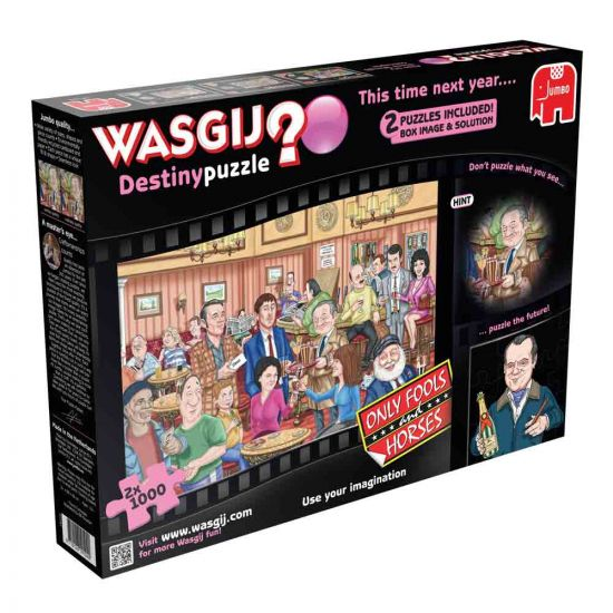 Wasgij Destiny Only Fools and Horses Jigsaw