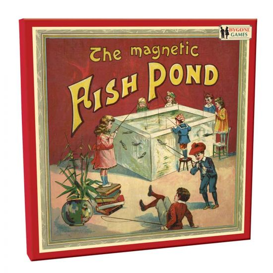 Magnetic Fish Catching Game