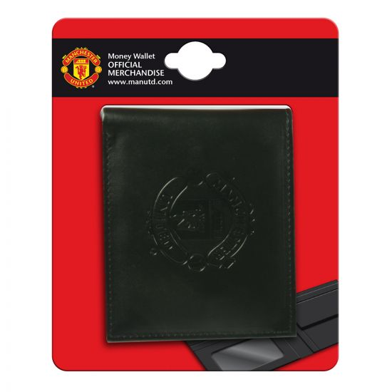Black Mens Coin Wallet