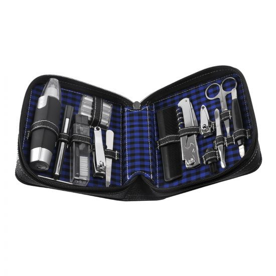 Mens Grooming Kit and Hair Trimmer