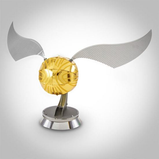 Harry Potter Golden Snitch Metal Earth Model 1