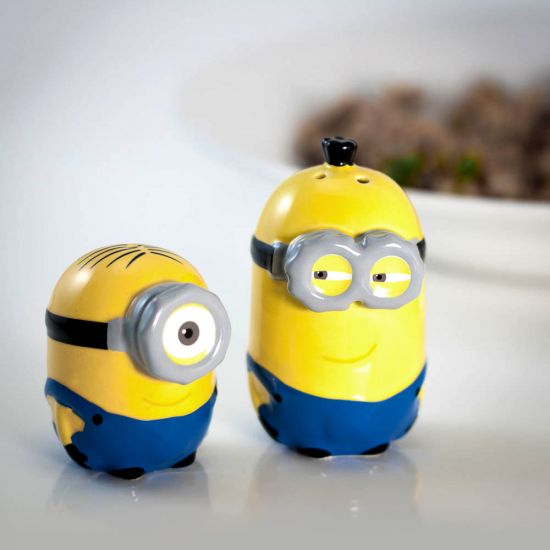 Minions Salt and Pepper Shakers 2