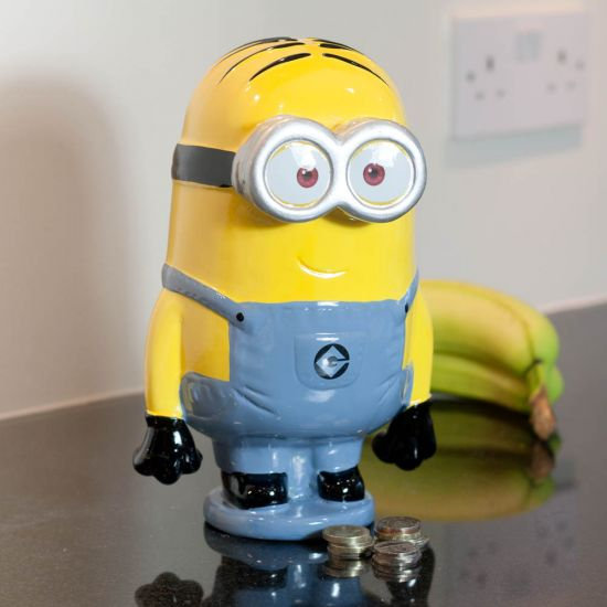 Despicable Me Minion Money Bank