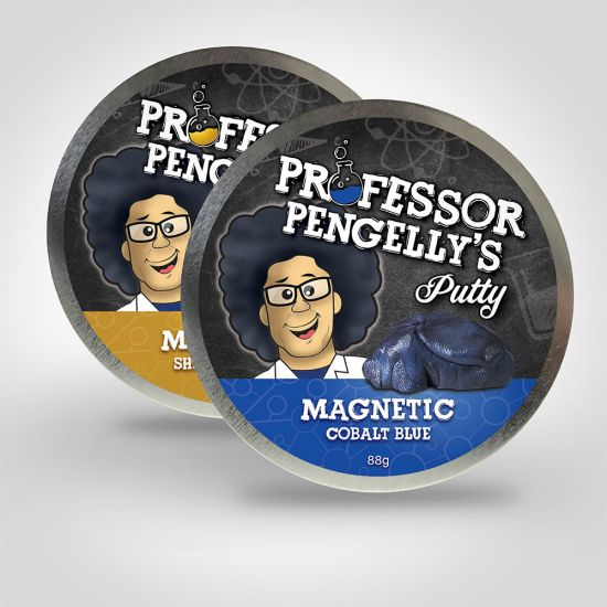 Professor Pengelly's Magnetic Putty 1