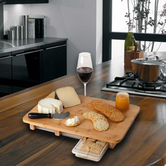 Quirky Mocubo - One Stop Chop Chopping Board