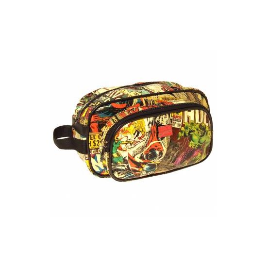 Retro Comic Wash Bag