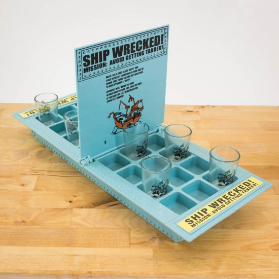 Ship Wrecked Drinking Game 1