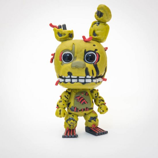 Five Nights At Freddy's Springtrap Pop! Vinyl 1