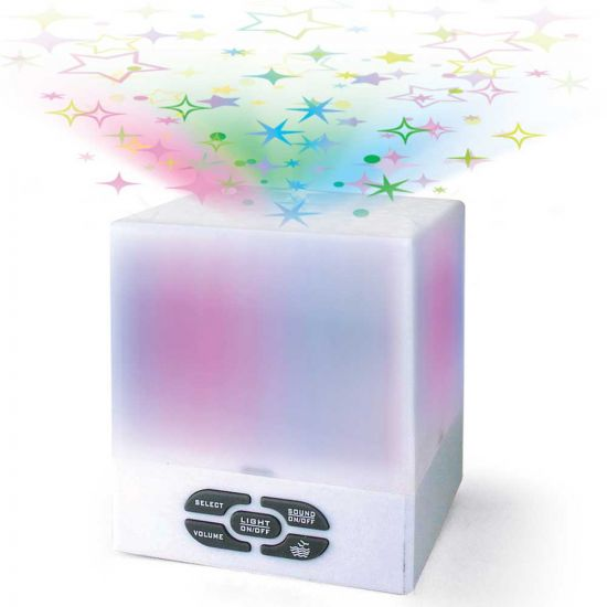 Star Projector Cube