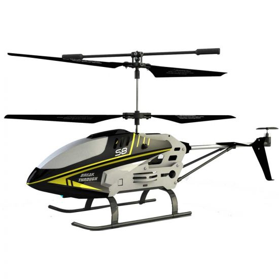 Syma S8 Black Helicopter