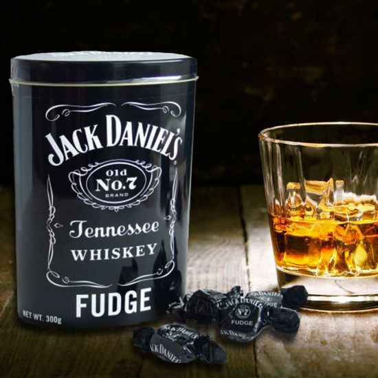 Tennessee Whiskey Fudge Gift Tin