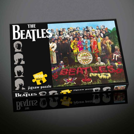 The Beatles Sergeant Pepper Jigsaw Puzzle