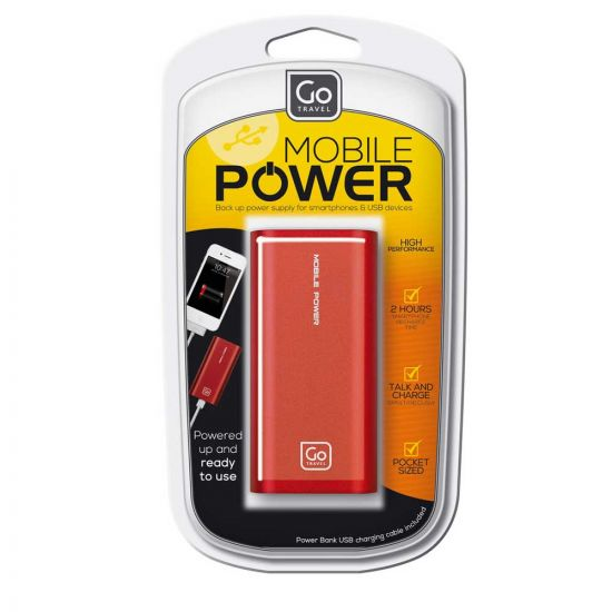 Twin Power Bank Phone Charger