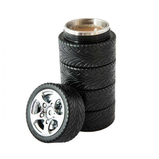 Tyre Travel Flask