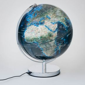 "12"" City Lights Globe Light"