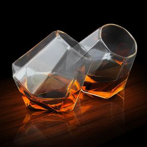 Diamond Glasses (2 Pack)