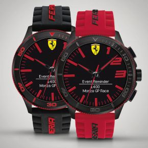 Ferrari Ultraveloce Hybrid Watch 48mm