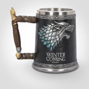Games of Thrones Winter is Coming Tankard