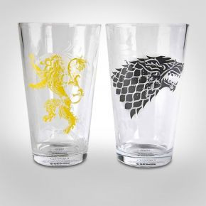Game of Thrones Set of Two Tumblers