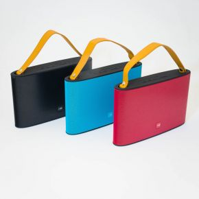 Helium Portable Speakers With Carry Handle
