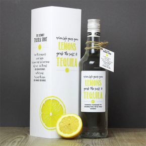 Personalised Tequila Matching Sleeve