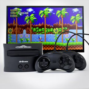 Arcade Classic Wireless Game Console