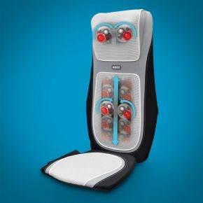 Homedics Sensatouch 2 in 1 Shiatsu Massager