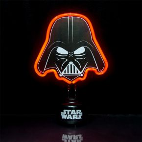 Star Wars Darth Vader Small Neon Light