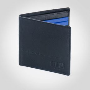 Storm Tallis Black Wallet