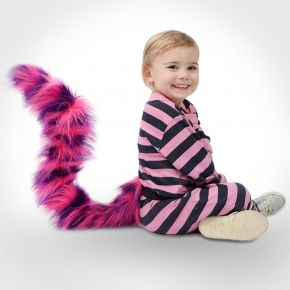 Telltails Wearable Crazy cat Tail