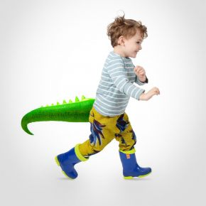 TellTails Wearable Clever Crocodile Tail