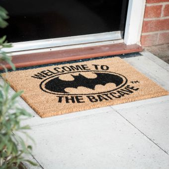 Batcave Door Mat